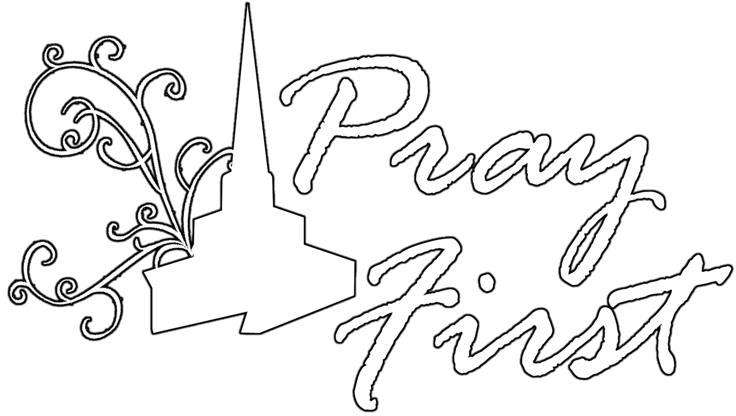 prayer logo official official